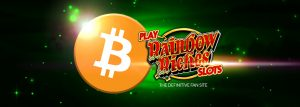 Rainbow Riches Play with Bitcoin