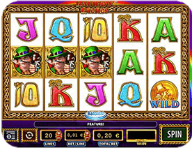 Rainbow Riches Slots Screenshot